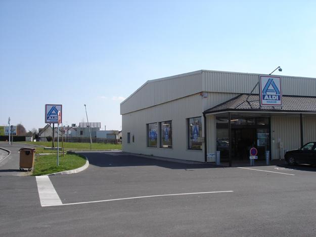 ALDI - ARGENTAN - (61)