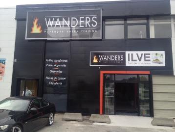 Realisation landemaine immobilier ouverture du premier magasin wanders sp cialiste dans le - Magasin mondeville 2 ...