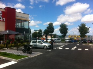 photo LITRIMARCHE ET KFC MONDEVILLE (2)